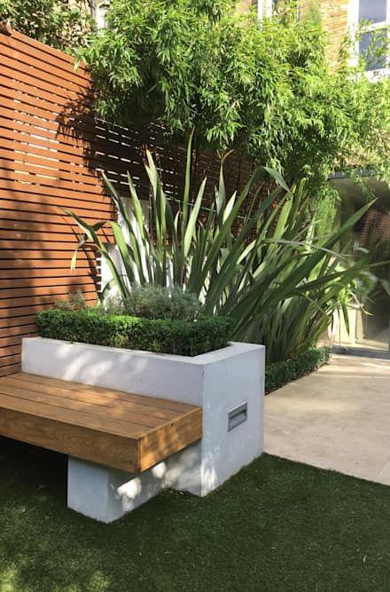Vaak Moderne Tuin Ideeen &RO22