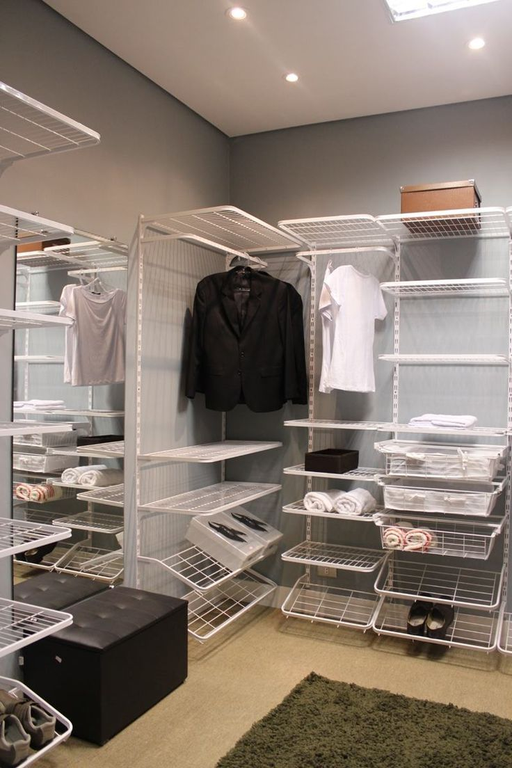 34 best images about Closet INDUSTRIAL on Pinterest