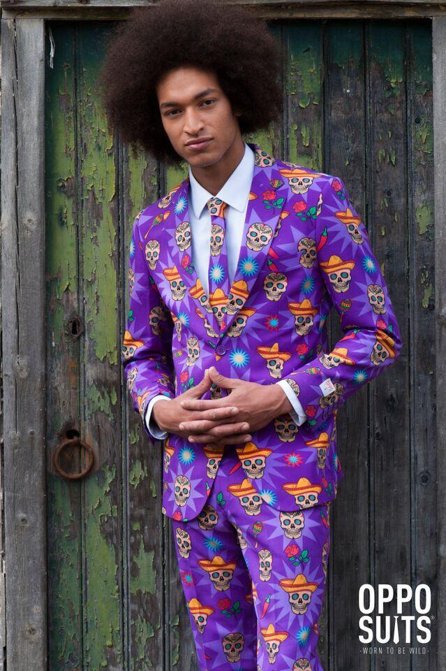 Mexikaner Anzug ... gesehen im Web-Shop von www.karneval-feuerwerk.de