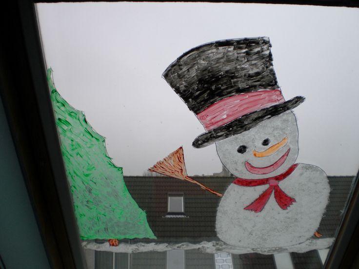 Sneeuwpop / kerst