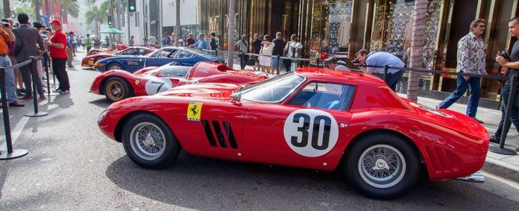 1964 250 GTO/64 Seriess II NART - 5571 GT | Ferrari, 60th ...