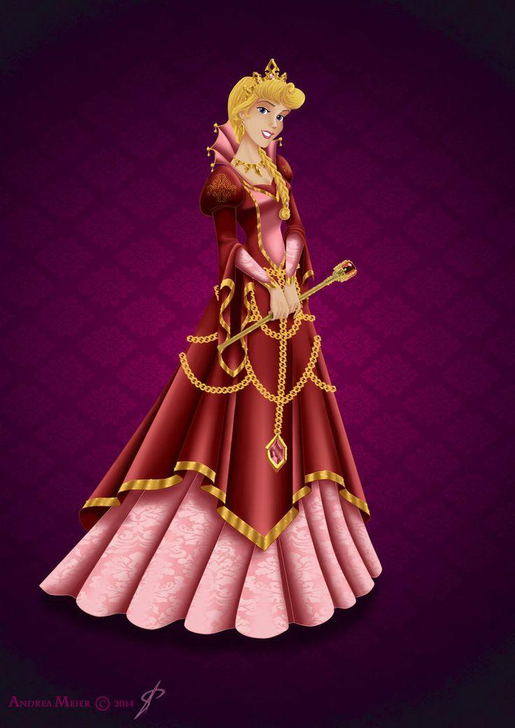 Royal Jewels Dress Edition: AURORA by MissMikopete