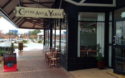 Coffee and a Yarn