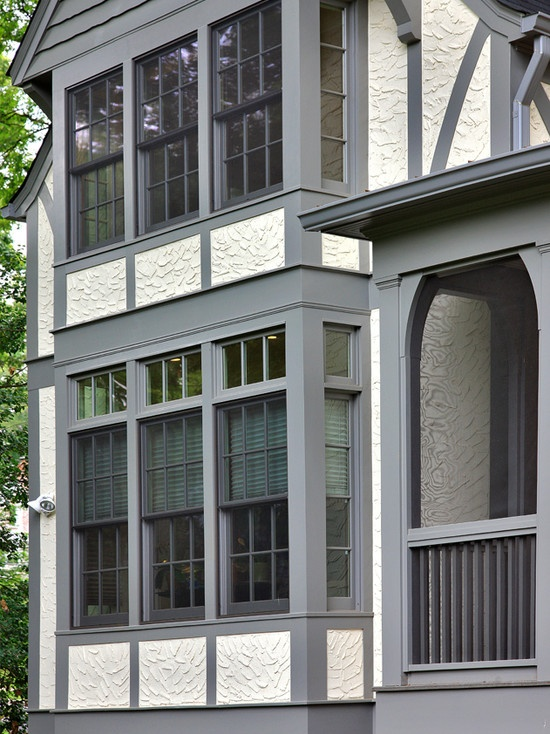 17 best images about addition build on pinterest wood for Box bay window