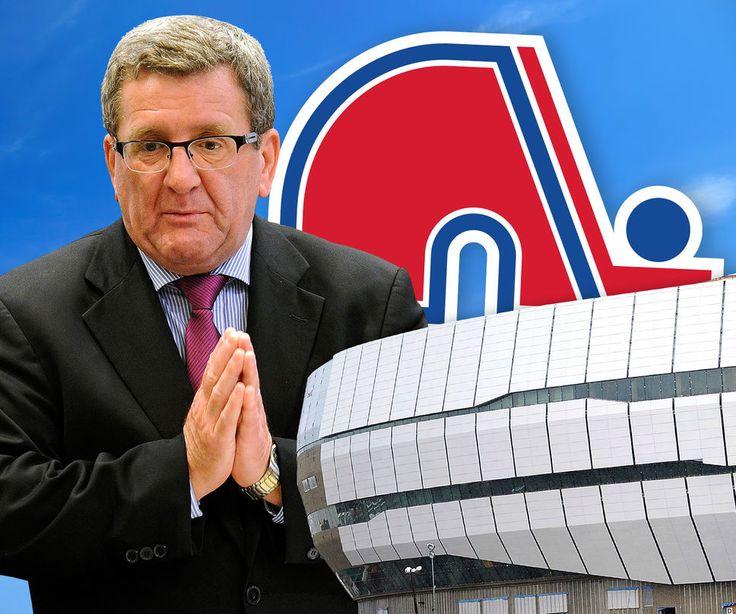 Depuis le déménagement des Nordiques de Québec vers le Colorado, en 1995, les gens de Québec vivent dans le chagrin, mais surtout dans l'espoir de revoir un jour le fleurdelisé dans la Ligue nationale de hockey