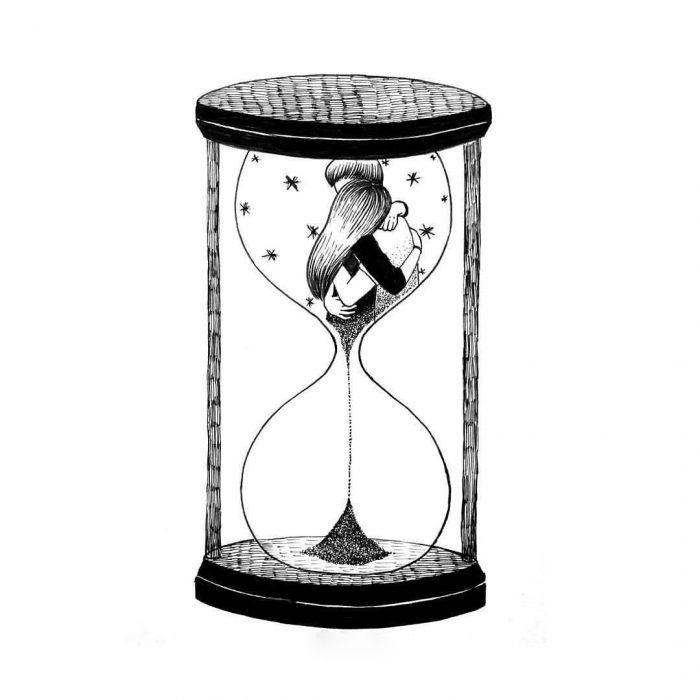 M s de 25 ideas incre bles sobre reloj de arena dibujo en for Fotos de reloj de arena