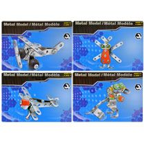 Bulk Metal Model Kits at DollarTree.com