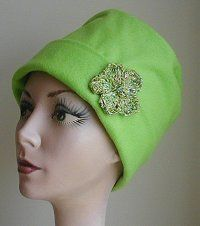 Chemo Cap Pattern - I might modify this so it's shorter and more snug. But good base measurements.