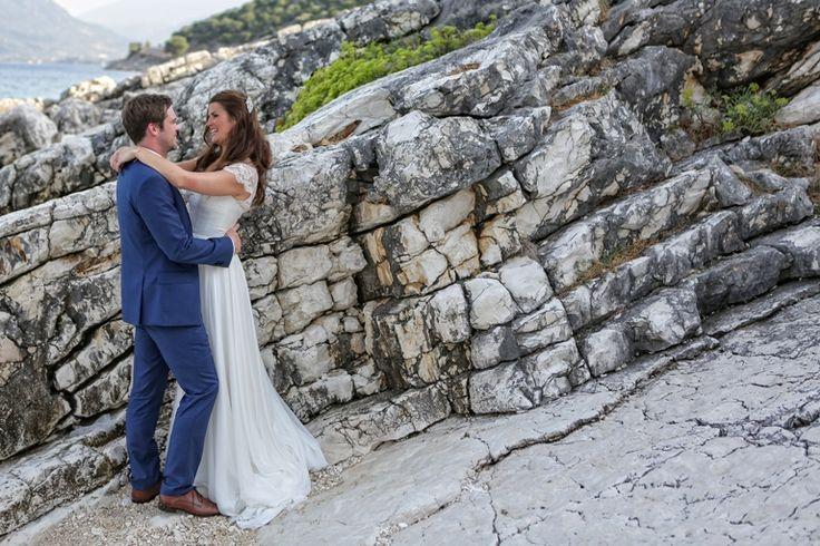 """Cute photo - """"i will always love you"""" - Promise #weddingingreece #wedding #photos #mythosweddings #kefalonia"""