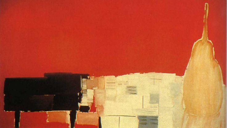 """Arte. Nicolas de Staël: """"El concierto"""". Este pintor era un gran amante de la m…"""