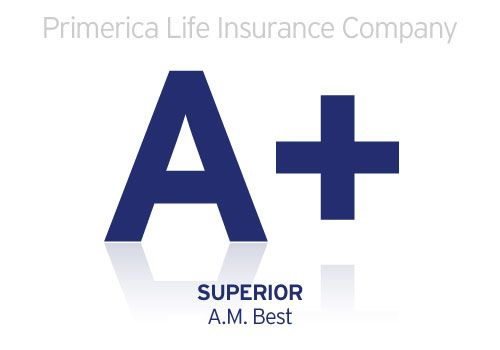 Primerica's Life Companies Rated A+ by A.M. Best