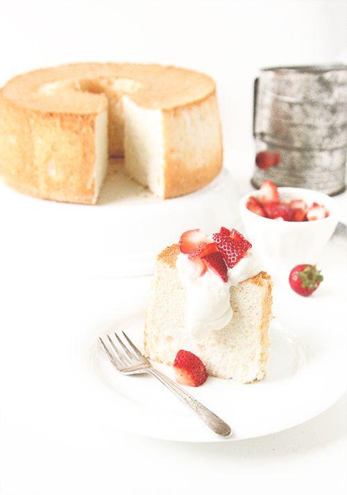 Angel Food Cake   The Fauxmartha