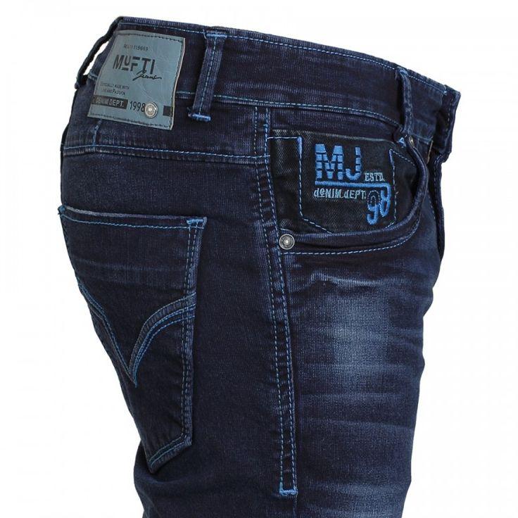 MFT-18034-A-BLUE DEEP - Denim