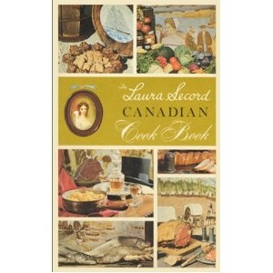 Cook book I grew up with - Laura Secord is the best.