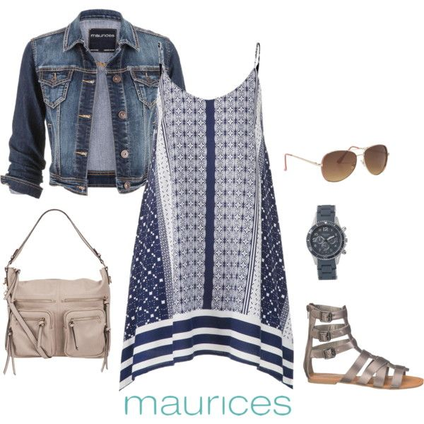 2015 Summer Lovin' by maurices on Polyvore featuring maurices