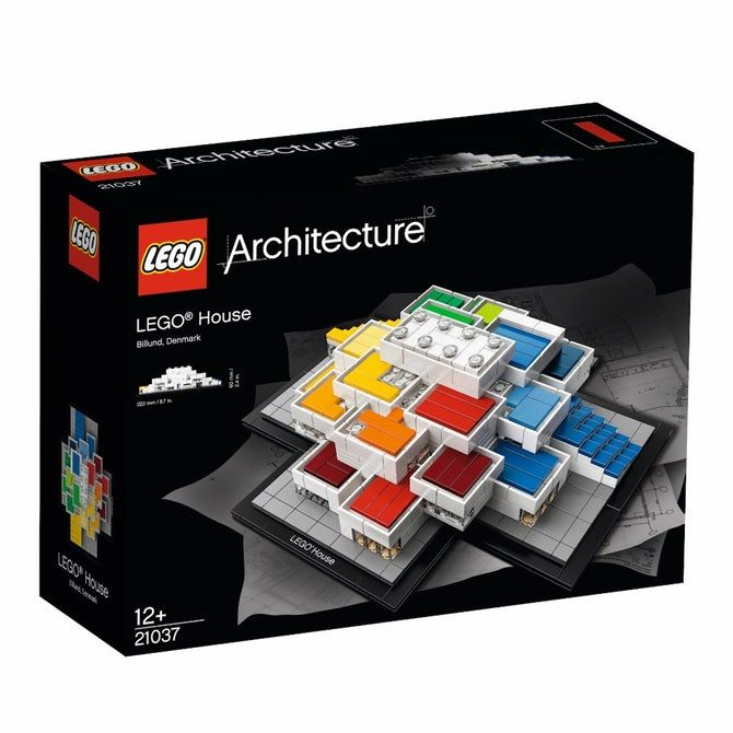 #Architecture: Build your own starchitect-designed Lego HQ with new kit
