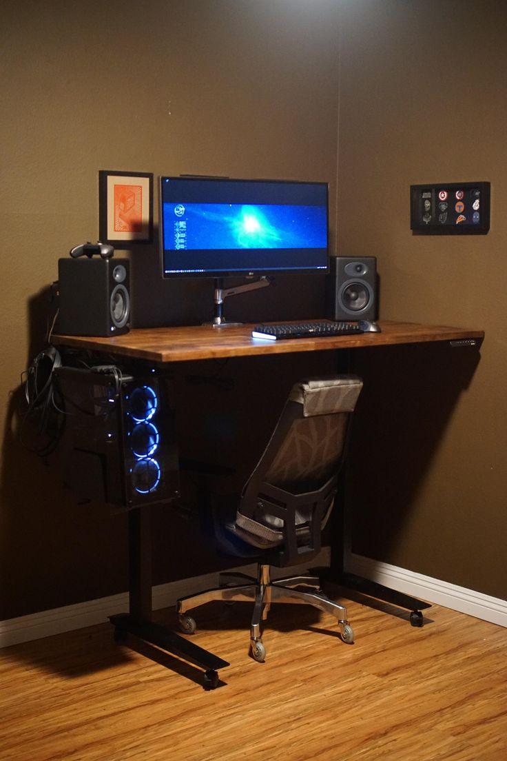 Simple Sit/Stand VR BattleStation AKA Ice Station Zebra