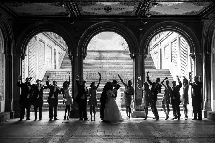 A Classic NYC Central Park Boathouse Wedding