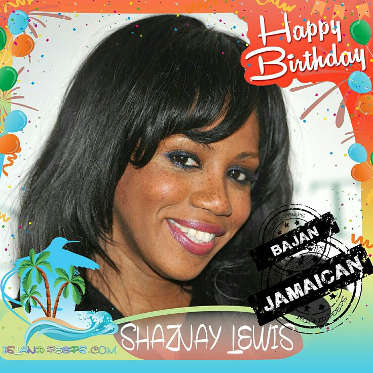 Happy Birthday Shaznay Lewis!!! British singer, songwriter, former member of girl group All Saints was born of Bajan & Jamaican descent!!! Today we celebrate you!!! @ShaznayLewis #ShaznayLewis #islandpeeps #islandpeepsbirthdays #barbados #Jamaica #AllSaints