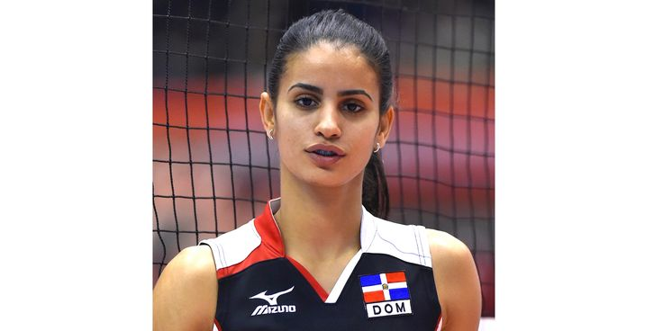 Meet Winifer Fernandez: The Dominican Volleyball Stunner Who Has the Internet on Fire