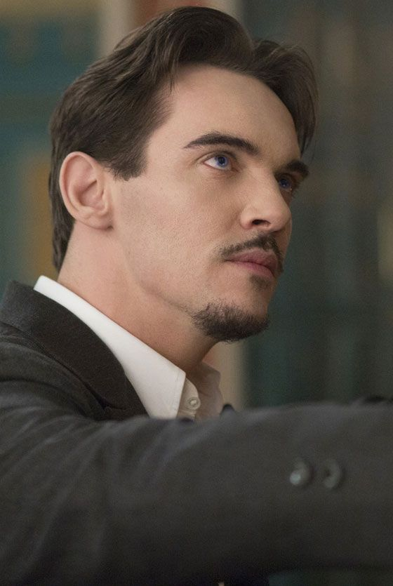 Jonathan Rhys Meyers as Grayson in Episode Four of Dracula TV Series - sky.com/dracula