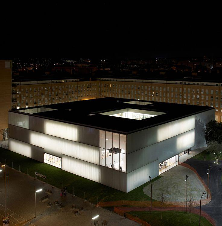 Corea, Morán y Guerrico: Biblioteca Pública Carles Rahola en Gerona - Arquitectura Viva · Revistas de Arquitectura