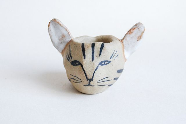 cattery by kaye blegvad #ceramics