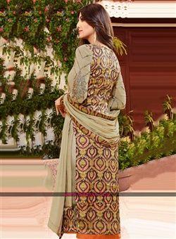 Straight Salwar Kameez - Buy Straight Salwar Kameez Online