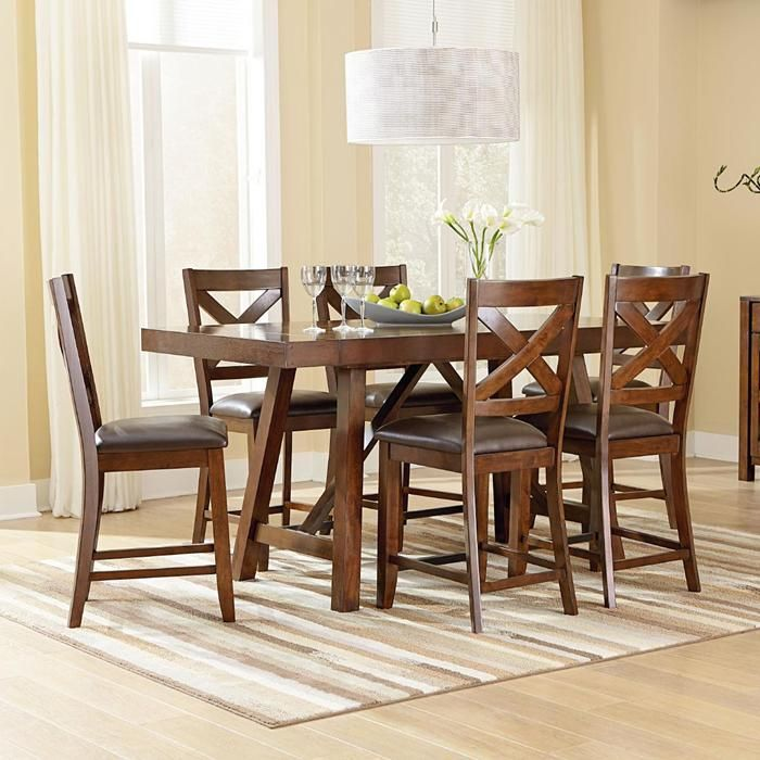 11 Best Images About Dining Room On Pinterest Saddles Nebraska Furniture Mart And Tin Tiles