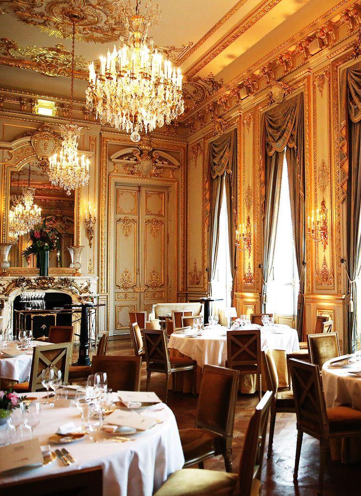 17 best images about hotel shangri la paris on pinterest for Hotel im paris