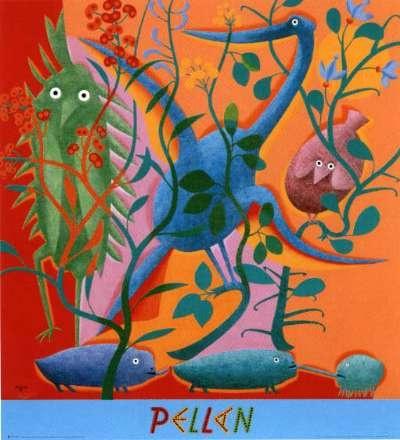 Pellan - Le bestiaire