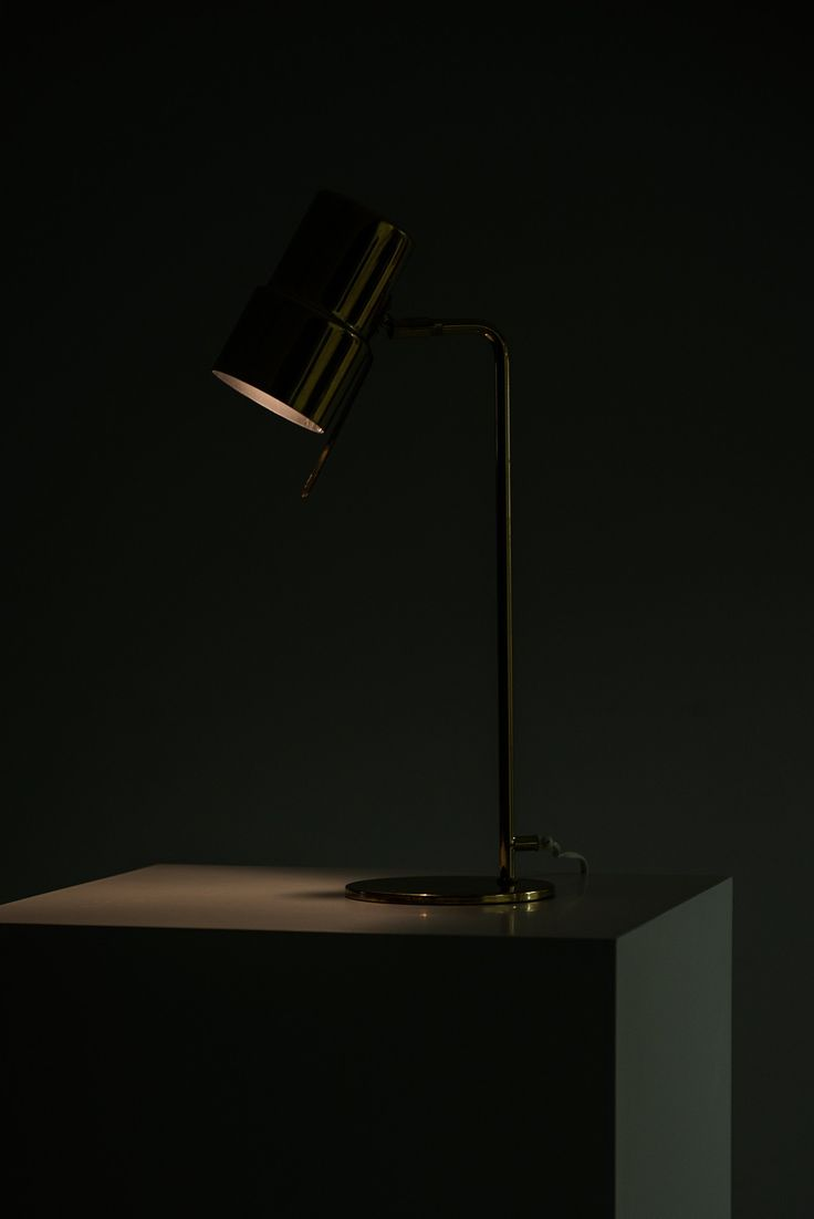 Hans-Agne Jakobsson table lamps model B 195 at Studio Schalling
