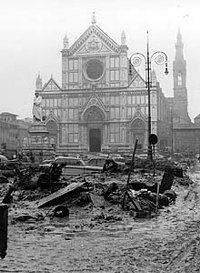 Firenze...the heartbreaking flood of 1966