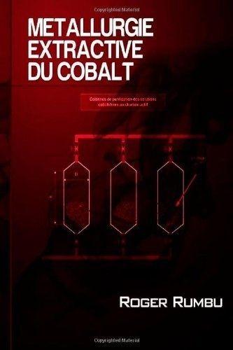 The best on cobalt extractive metallurgy.