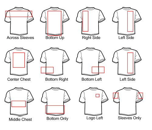 Htv Shirt Decal Placement And Size Tips And Resources: 1279 Best Images About Cricut Info On Pinterest