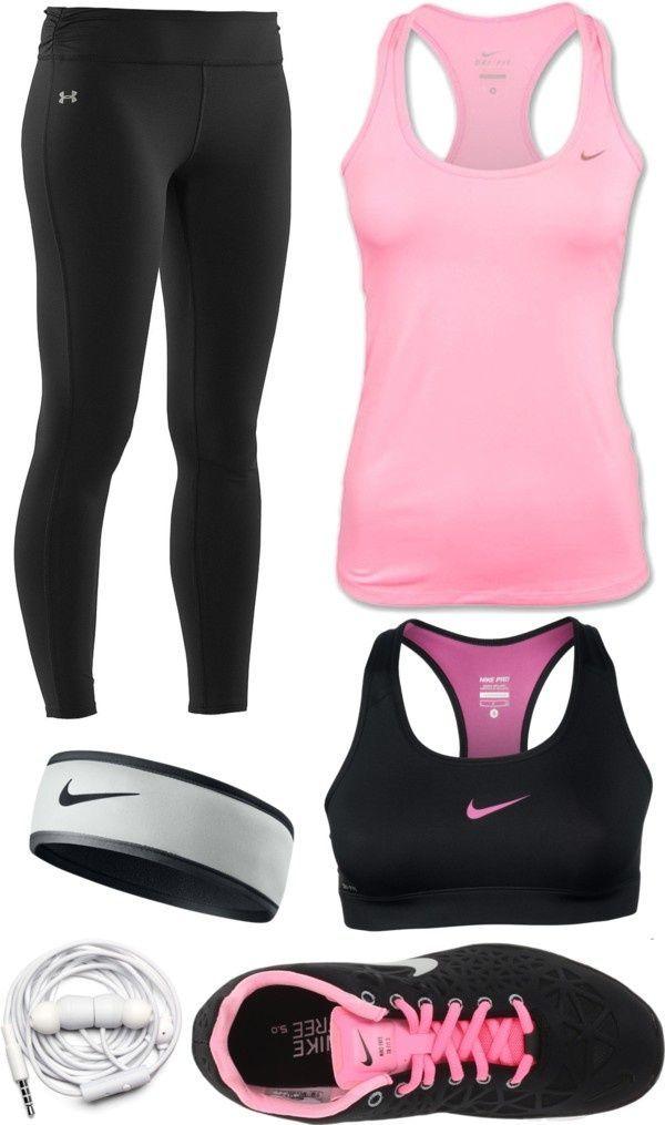 Hacer ejercicio siempre cuesta pero si te pones guapa con ropa que te gusta, ir al gimnasio se hace mucho más fácil, ¿verdad?