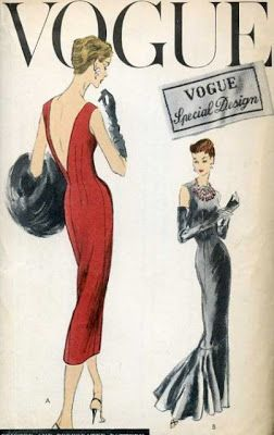 """male pattern boldness: The """"Mermaid"""" gown - oui ou non?"""