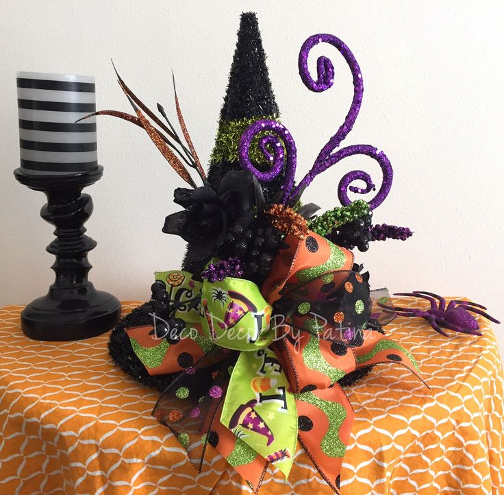 Best 25 halloween centerpieces ideas on pinterest for 3 witches halloween decoration