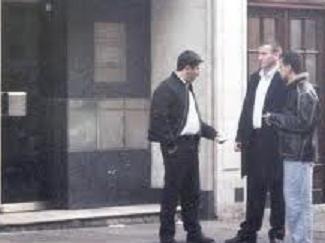 Albanian Mafia meet