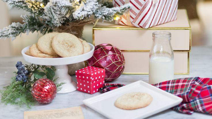 Christmas Cinnamon Cookie Recipe