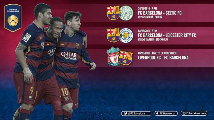 Site oficial do FC Barcelona - Barça | Official FC Barcelona Channel - FC Barcelona