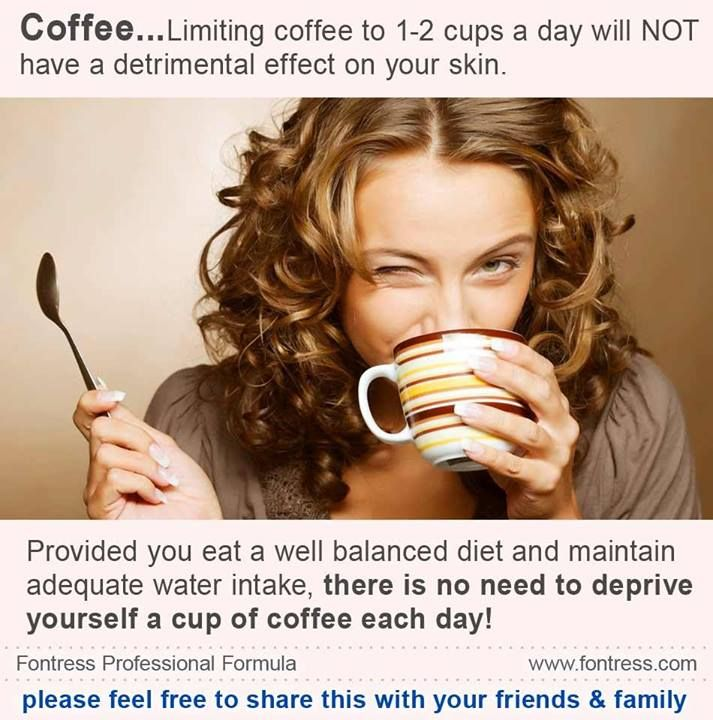 "Coffee... Is it really that bad?? All too often I get asked the question ""is coffee bad for my skin?"""