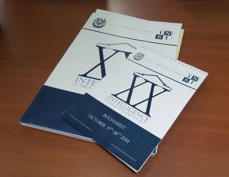 "Cea de-a XX -a ediție a conferinței internaționale  ""Intelligence in the Knowledge Society"""