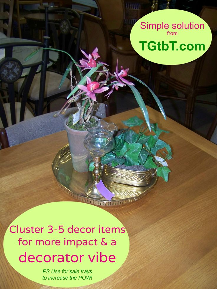 A Simple Solution Photo Tip For The Home Decor Furniture Consignment And Resale