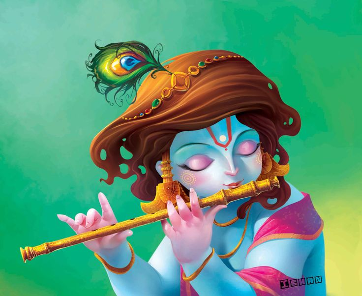 "Check out this @Behance project: ""Little Krishna"" https://www.behance.net/gallery/14703873/Little-Krishna"