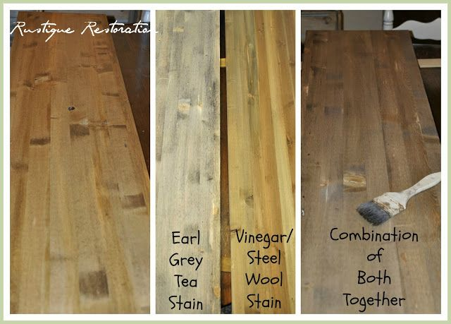 Rustique Restoration Homemade Stain Barn Wood Style