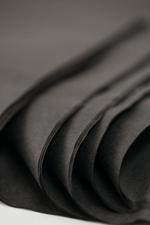 Add our premium quality black tissue paper to your favor bags, gift wrap or for making luxurious poms, tassels, flowers or fans. Tissue paper is a fun and versatile way to decorate for weddings, showers and parties.