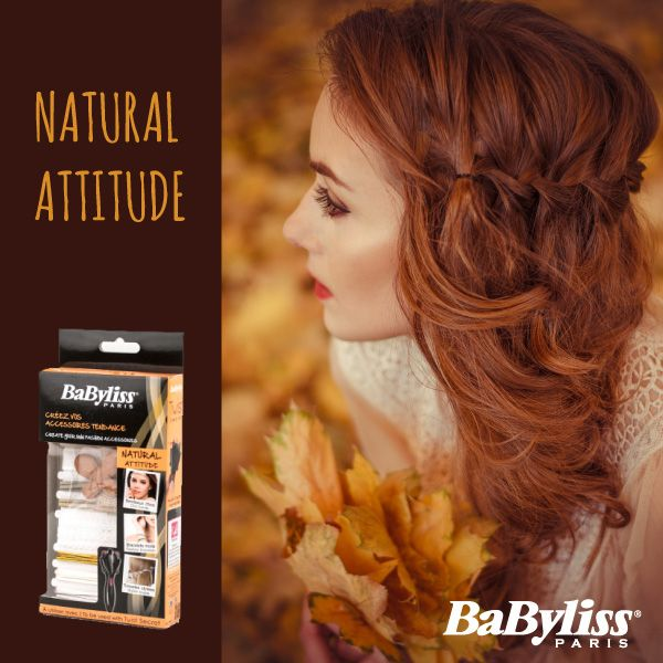 "[AUTUNNO] Volete un hairstyle in linea con la stagione? O siete Rosse oppure potete provare gli accessori ""Natural Attitude"" di Twist Secret. Maggiori info su www.twistsecret-babyliss.it ‪#‎babylissparis‬ ‪#‎twistsecret‬ #natural #attitude #trecce #treccia #autumn #autunno #foglie #leaf #leaves #rosso #red #yellow #look #hairstyle #hair #braid #braids #braidstyle #braidlook #hairdo #beautiful #sunny #sunnyday #fashion #fashionblogger #fashionista #accessories #season #girl #redhair"