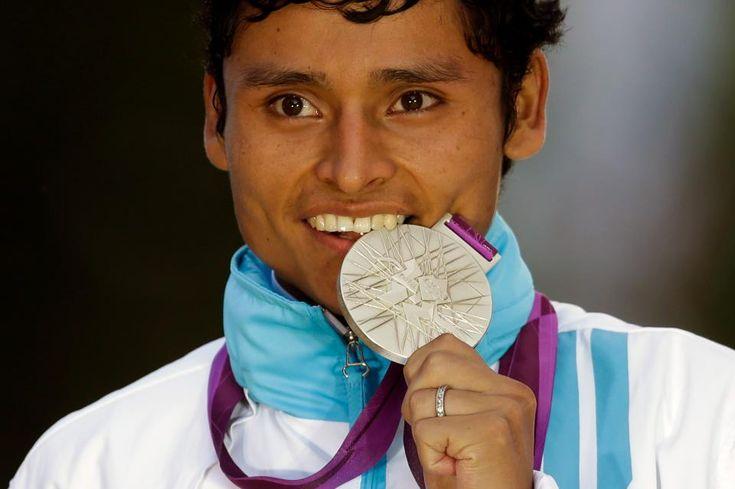 Erick Barrondo   Guatemala's 1st Ever Olympic Medal Winner!