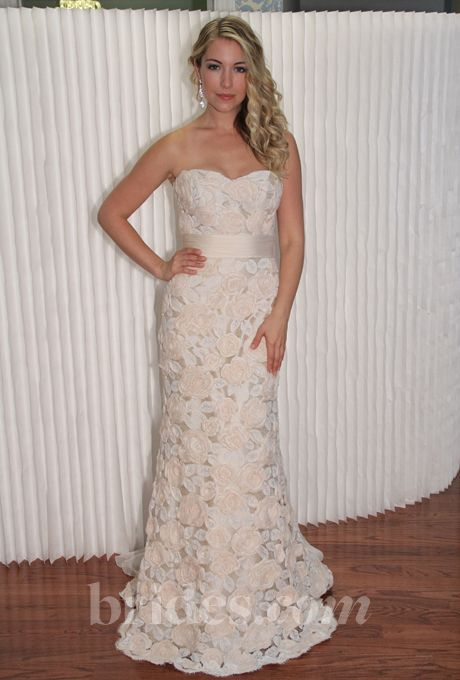 new modern trousseau wedding dresses - Fall 2013